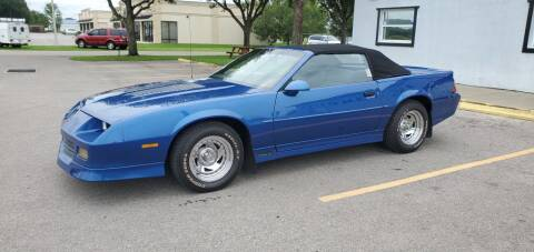 1989 Chevrolet Camaro for sale at Executive Automotive Service of Ocala in Ocala FL