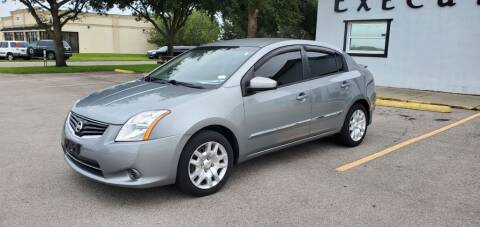 2011 Nissan Sentra for sale at Executive Automotive Service of Ocala in Ocala FL