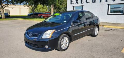 2012 Nissan Sentra for sale at Executive Automotive Service of Ocala in Ocala FL