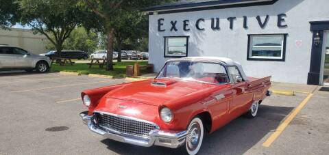 1957 Ford Thunderbird for sale at Executive Automotive Service of Ocala in Ocala FL