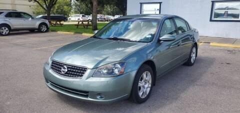 2005 Nissan Altima for sale at Executive Automotive Service of Ocala in Ocala FL