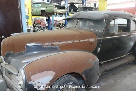 1946 Hudson Super Six Coupe for sale in Denver, CO