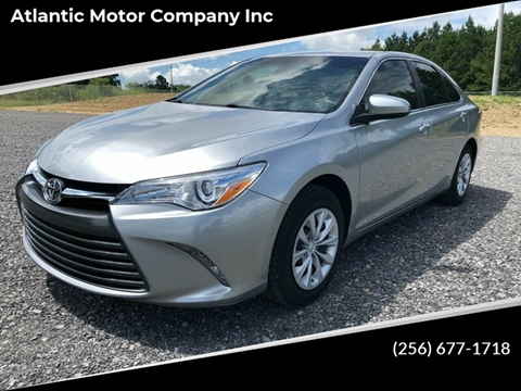 2015 Toyota Camry for sale in Albertville, AL