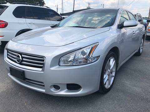 2014 Nissan Maxima for sale in Albertville, AL