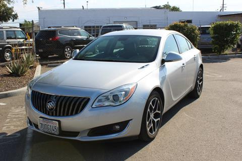 2017 Buick Regal for sale in Tranquillity, CA