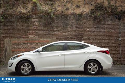 2014 Hyundai Elantra for sale in Savannah, GA