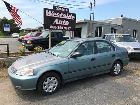1999 Honda Civic for sale in Westbrook, CT