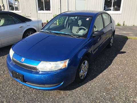 2003 Saturn Ion for sale in Westbrook, CT