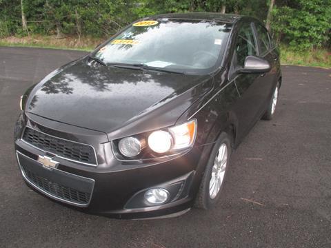 2013 Chevrolet Sonic for sale in Brunswick, GA