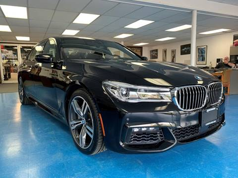 2017 BMW 7 Series for sale in Wallingford, CT