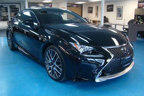 2017 Lexus RC 350 for sale in Wallingford, CT