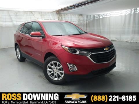 2019 Chevrolet Equinox for sale in Hammond, LA