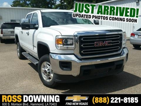 2015 GMC Sierra 2500HD for sale in Hammond, LA