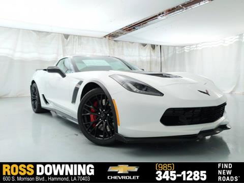 2019 Chevrolet Corvette for sale in Hammond, LA