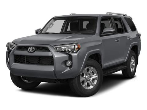 4Runner For Sale >> 2015 Toyota 4runner For Sale In Hammond La