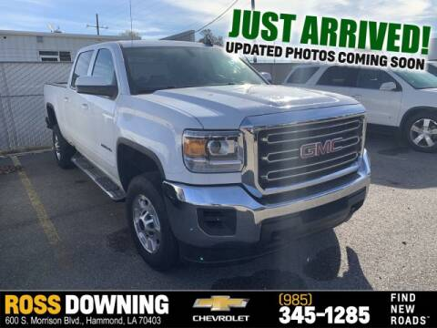 2016 GMC Sierra 2500HD for sale in Hammond, LA
