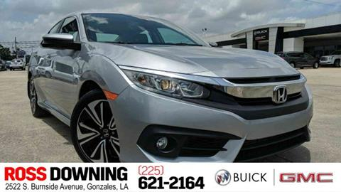 2016 Honda Civic for sale in Gonzales, LA