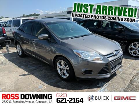 2013 Ford Focus for sale in Gonzales, LA