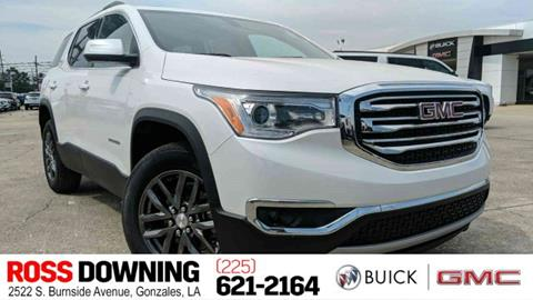 2019 GMC Acadia for sale in Gonzales, LA