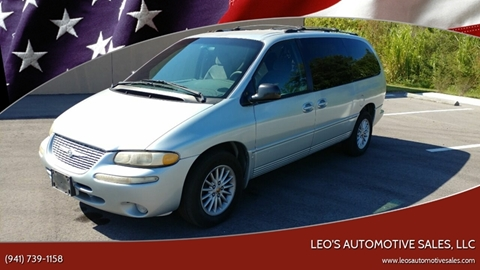 2000 Chrysler Town and Country for sale in Bradenton, FL