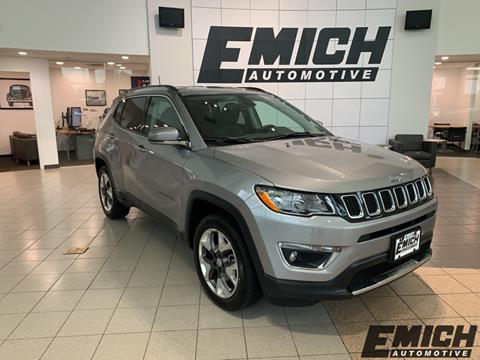 2019 Jeep Compass for sale in Denver, CO