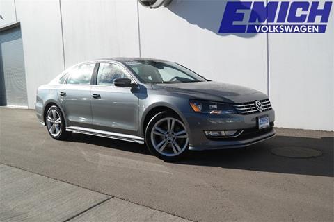 2015 Volkswagen Passat for sale in Denver, CO
