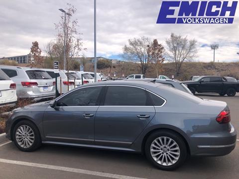2017 Volkswagen Passat for sale in Denver, CO