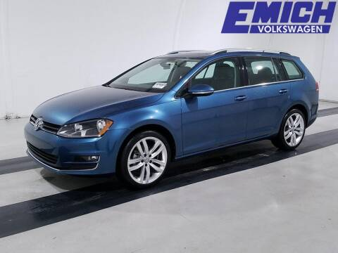 2015 Volkswagen Golf SportWagen for sale in Denver, CO