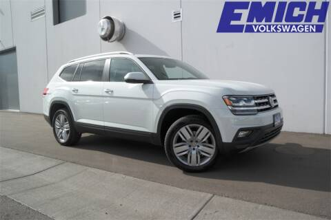 2019 Volkswagen Atlas for sale in Denver, CO