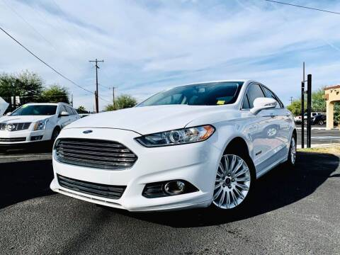 Ford Fusion Hybrid For Sale >> Ford Fusion Hybrid For Sale In Tucson Az Galaxy Motors