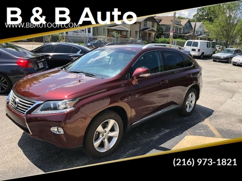 Lexus Dealers In Ohio >> Lexus For Sale In Cleveland Oh B B Auto