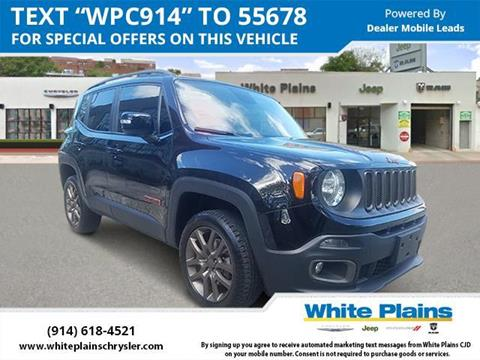 2016 Jeep Renegade for sale in White Plains, NY
