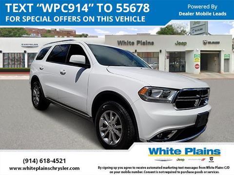2018 Dodge Durango for sale in White Plains, NY