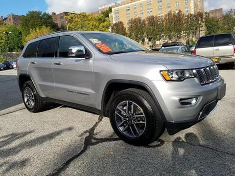 2019 Jeep Grand Cherokee for sale in White Plains, NY
