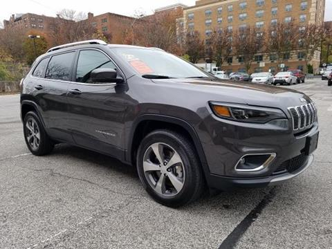 2019 Jeep Cherokee for sale in White Plains, NY