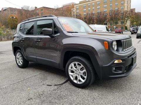 2018 Jeep Renegade for sale in White Plains, NY