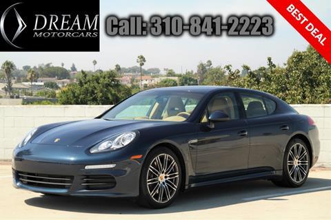 2015 Porsche Panamera for sale in Los Angeles, CA