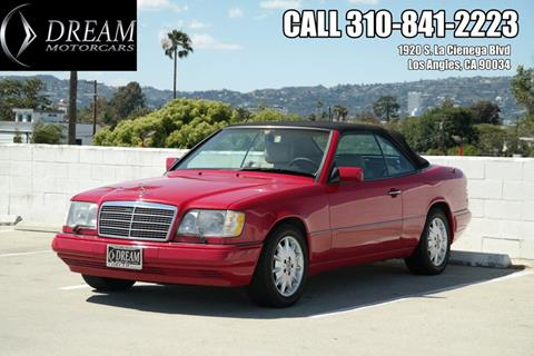 1994 Mercedes-Benz E-Class for sale in Los Angeles, CA