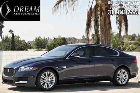 2016 Jaguar XF for sale in Los Angeles, CA