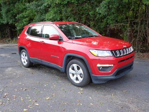 2019 Jeep Compass for sale in Florence, SC