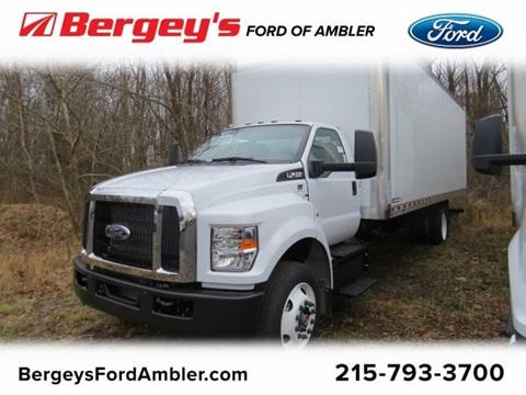 2019 Ford F-650 Super Duty for sale in Ambler, PA