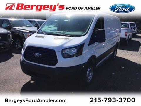 2019 Ford Transit Cargo for sale in Ambler, PA