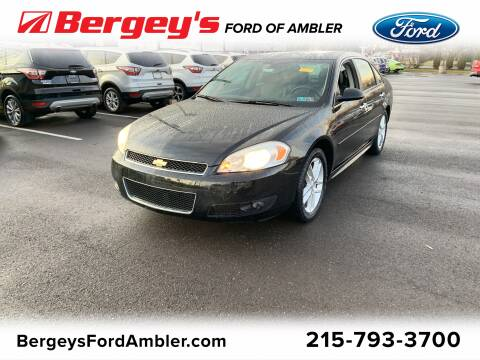 2013 Chevrolet Impala for sale in Ambler, PA