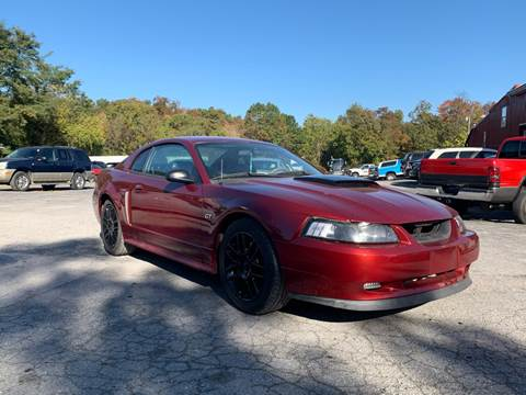 2002 Ford Mustang for sale in Gettysburg, PA