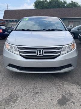 2012 Honda Odyssey for sale in Rochester, NY