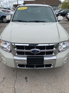 Cars For Sale Rochester Ny >> 2009 Ford Escape For Sale In Rochester Ny