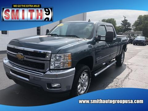 2012 Chevrolet Silverado 3500HD for sale in Hammond, IN