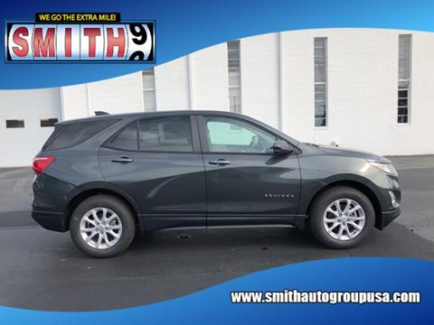 2020 Chevrolet Equinox for sale in Hammond, IN