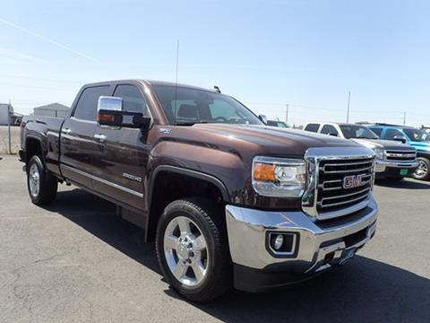 2016 GMC Sierra 2500HD for sale in Hermiston, OR