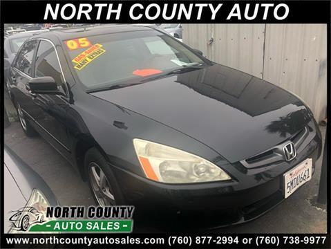 2005 Honda Accord for sale in Oceanside, CA